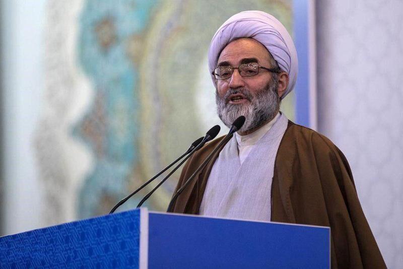 ملت ما هرگز از انقلاب اسلامی دست بر نمی دارد.