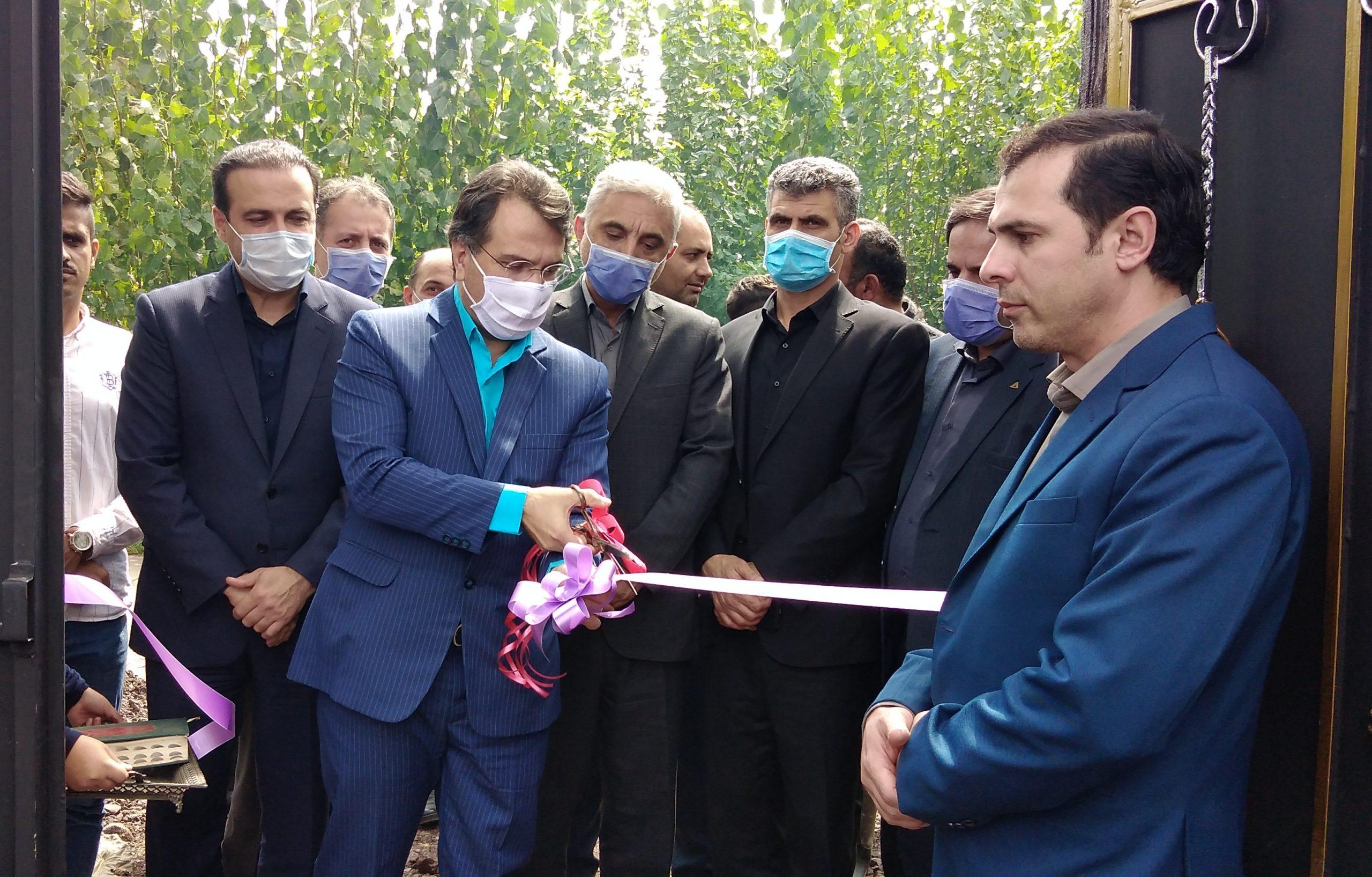 ۳۳ پروژه عمرانی، آموزشی وخدماتی در صومعه سرا به بهره برداری رسید.