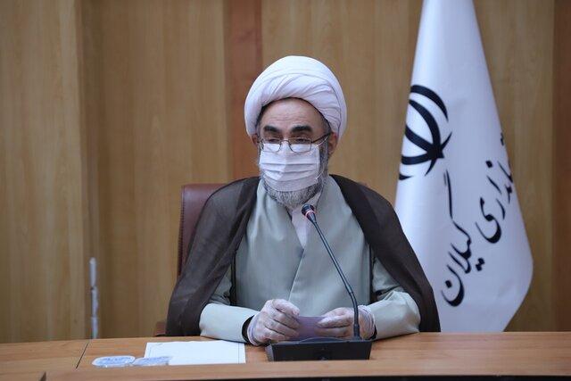 دستورالعمل رعایت عفاف و حجاب به تمام دستگاههای گیلان ابلاغ شد