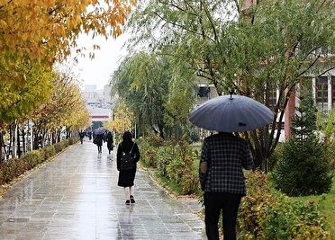 دمای هوا در گیلان ٧ درجه کاهش می یابد.