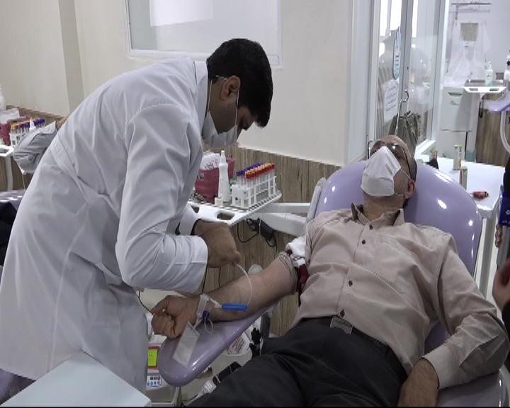 نیاز مراکز درمانی استان گیلان به همه گروههای خونی