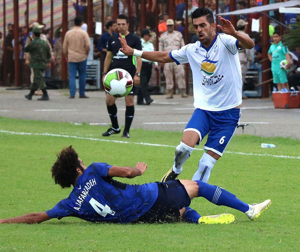شهرداری آستارا هفته پنجم لیگ دسته یک فوتبال کشوررا با برد به پایان رساند.