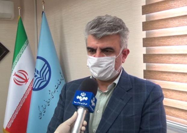 طرح شهید سلیمانی ۸ هزار بیمارکرونایی گیلان را شناسایی کرد.