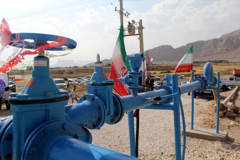 در دهه فجر امسال ۴١ پروژه آب وفاضلاب افتتاح می شود.