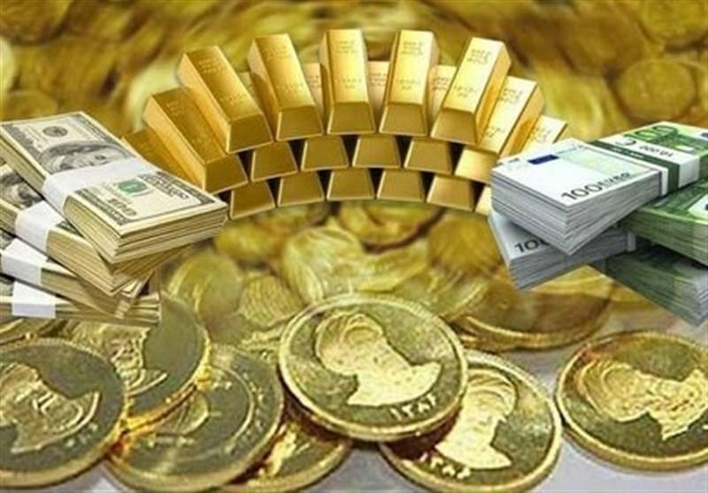 سکه و دلار درآخرین روز دی ماه ۹۹سقوط کرد.